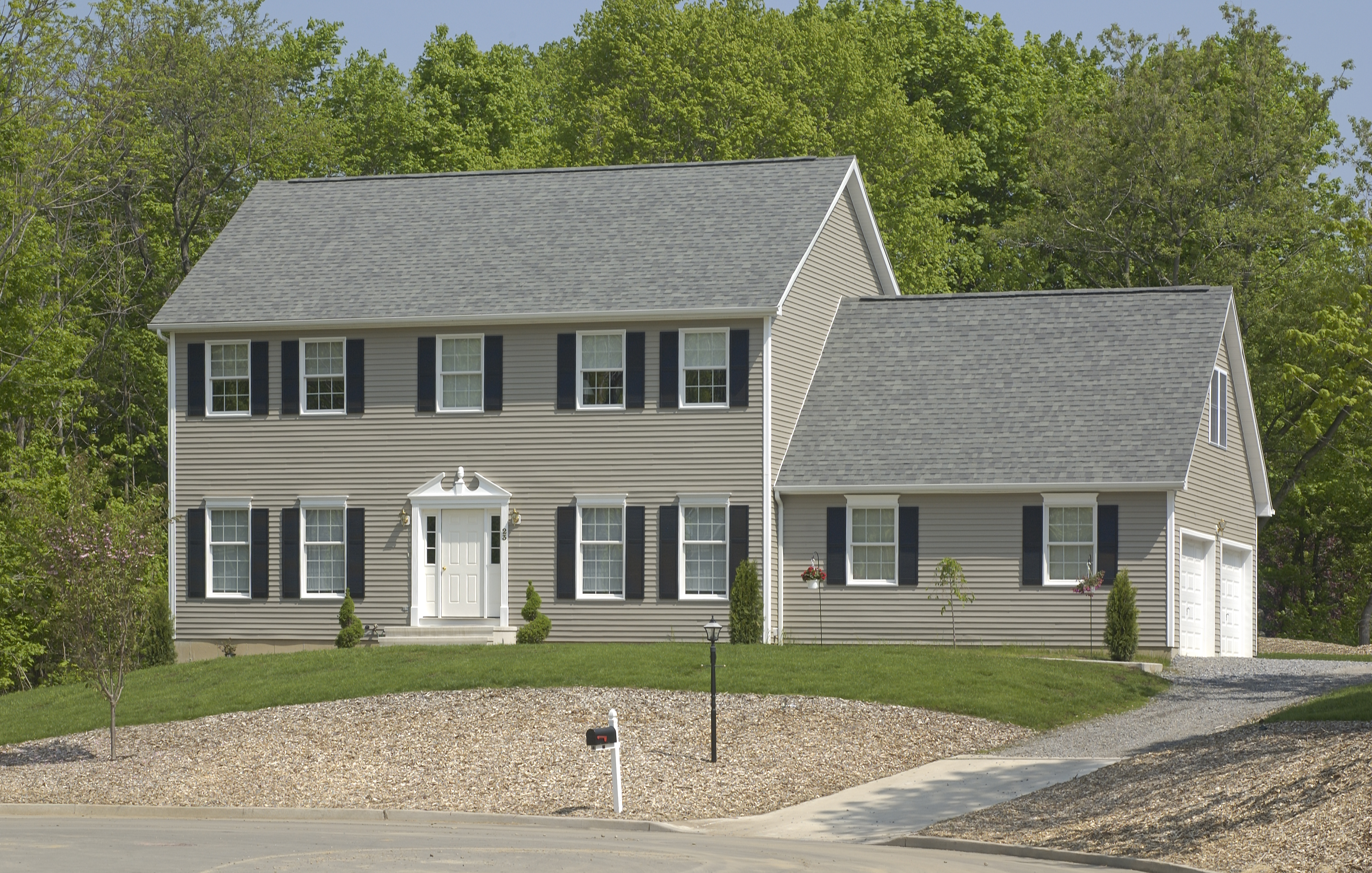 Decorative Colonial Style Modular Homes Home Plans Amp Blueprints