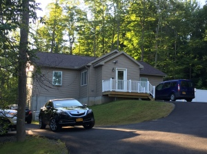 ADA-compliant group home built by Saratoga Modular Homes