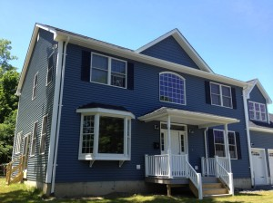 Colonial style custom modular home in Cohoes, Albany County NY