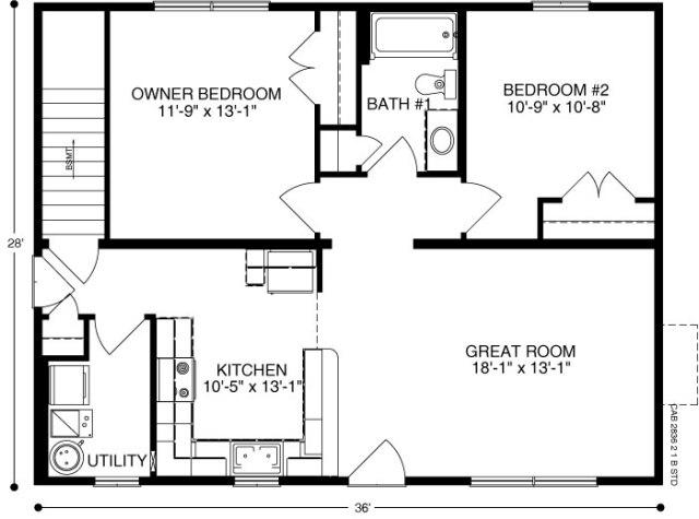 Cabin (Plan B1)-3