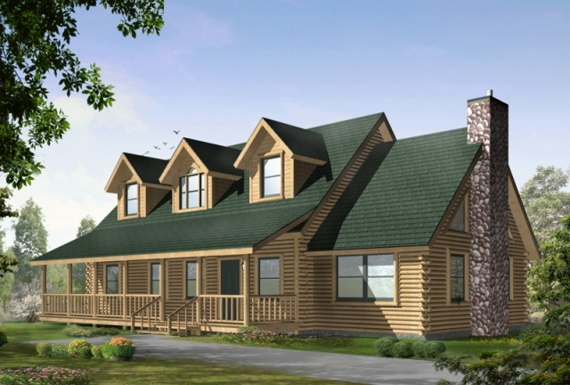 Lake view a saratoga modular homes for Lake view house plans