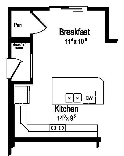 Stiles optional kitchen