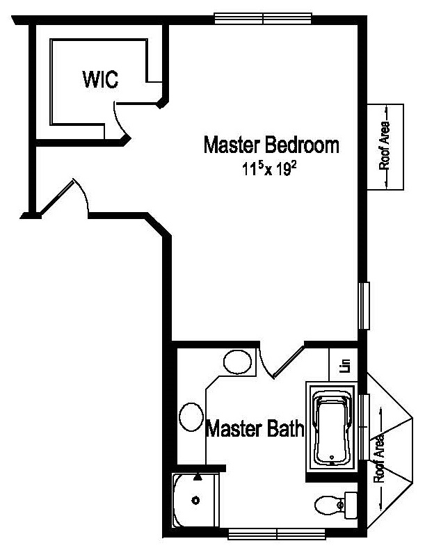 Stiles Optional Master Suite